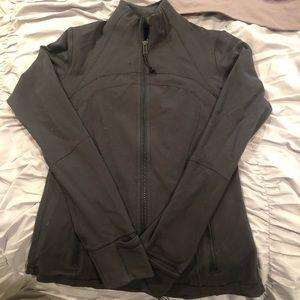 RARe lululemon grey define jacket